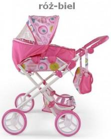 Milly Mally Wózek dla lalek 2w1 PAULINA