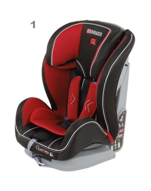 Adamex Fotelik Samochodowy Monaco 9-36 kg