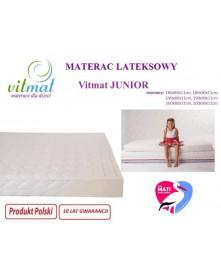 Vitmat Materac Lateksowy JUNIOR 180x90x12 cm