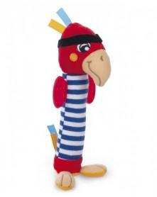 Canpol zabawka pluszowa z piszczałką z serii Piraci 68/034