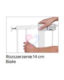 Safety 1St Rozszerzenie Easy Close - Quick Close + 14 cm