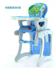 Eurobaby Krzesełko wielofunkcyjne Komfort