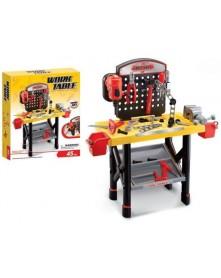 Eurobaby Zabawka stół z narzędziami model 16568B