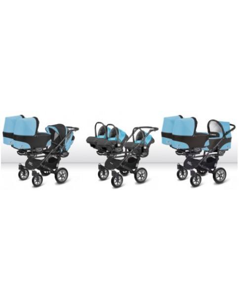 BabyActive Wózek wielofunkcyjny Trippy 3w1 do wyceny