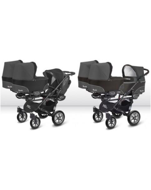 BabyActive Wózek wielofunkcyjny Trippy 2w1 do wyceny