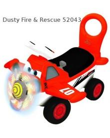 Milly Mally Kiddieland Dusty Fire & Rescue 52043