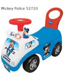 Milly Mally Kiddieland Jeździk  Mickey Police 52720