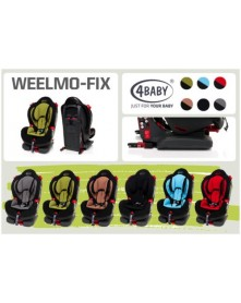 Fotelik samochodowy Weelmo-Fix 9-25kg