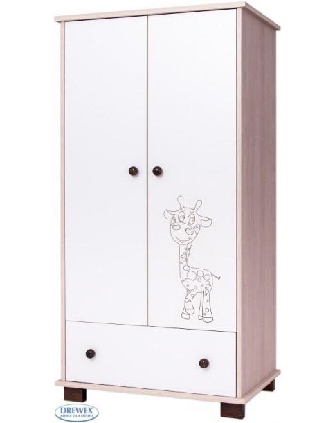 Drewex Szafa Żyrafka 120x60 cm
