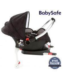 BabySafe Zestaw BassetFix 0-13 kg