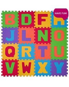 Baby Ono Puzzle piankowe litery 16szt 280