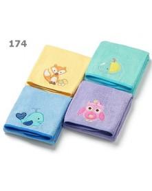 Baby Ono ręcznik kąpielowy frotte 140x70 174