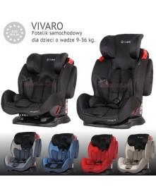 Coletto Fotelik Samochodowy Vivaro 9-36 kg