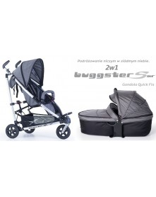 TFK Wózek Wielofunkcyjny Buggster S Air 2w1