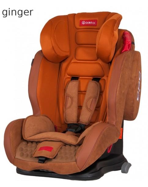 Coletto Fotelik Samochodowy Corto Isofix 9-36 kg