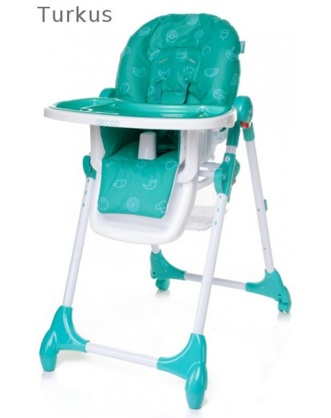4Baby Krzesełko do karmienia Decco