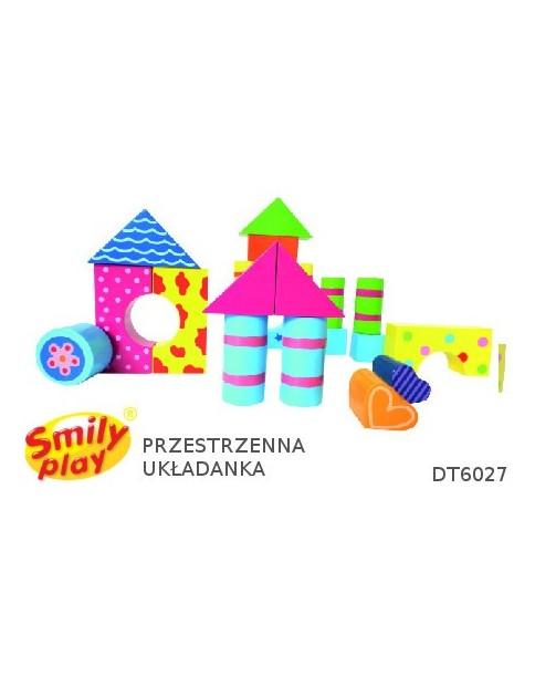 Smily Play Przestrzenna Układanka DT6027