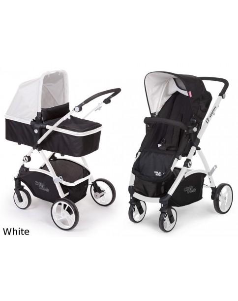 Childhome Wózek wielofunkcyjny D-Max Alu 2w1