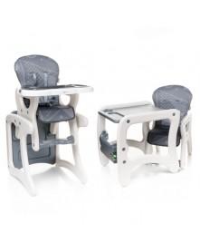 4Baby Krzesełko do karmienia 2w1 Fashion
