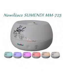 Mescomp nawilżacz dyfuzor lampka 3w1 MM-725 Sumendi
