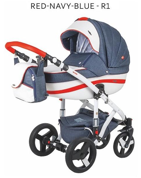 Adamex Wózek wielofunkcyjny Viscoo 2w1