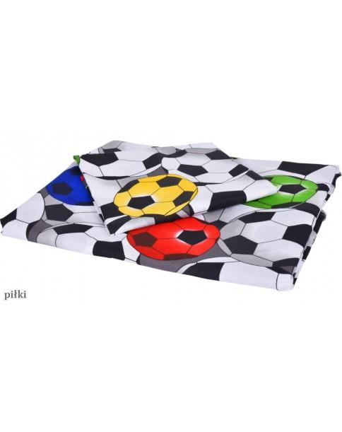 MD Pościel 3-elementowa Pościel drukowana Piłki