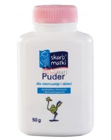 Skarb Matki Puder dla niemowląt i dzieci 50g