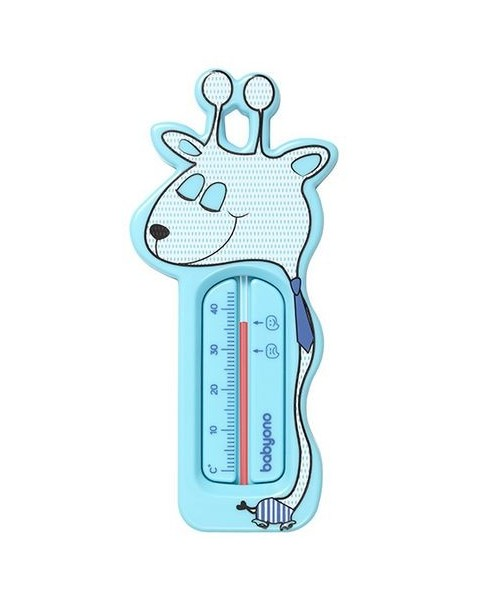 Baby Onio termometr pływający do kąpieli  Żyrafa 775/01niebieski