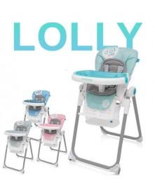 Baby Design krzesełko do karmienia LOLLY