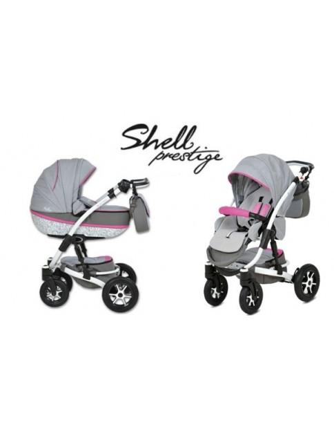 BabyActive Wózek wielofunkcyjny Shell Prestige 2 w1