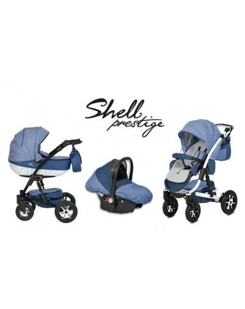 BabyActive Wózek wielofunkcyjny Shell Prestige 3w1