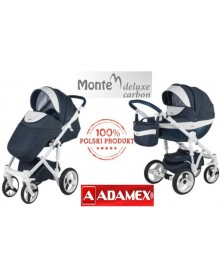 Adamex Monte Carbon deluxe  2w1