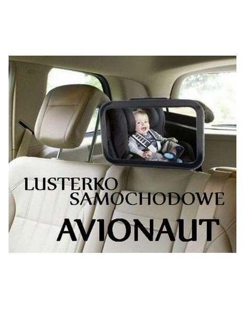 Avionaut Lusterko na tylną kanapę do obserwacji dziecka