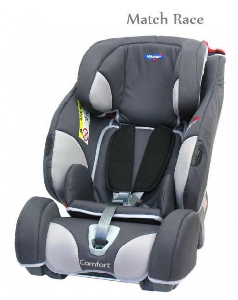 Klippan fotel samochodowy Triofix Recline Comfort z bazą 9-36kg Matchrance