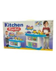 Euro Baby zabawka kuchnia 0188