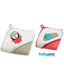 Baby Ono okrycie kąpielowe frotte 100cm X 100cm 214