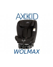 Axkid fotelik samochodowy Wolmax 9-25 kg