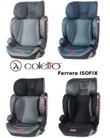 Coletto Fotelik Samochodowy Ferrara 15-36 kg okładka