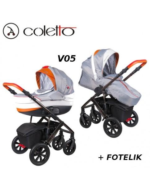 Coletto Wózek wielofunkcyjny Verona Classic 3w1 V05