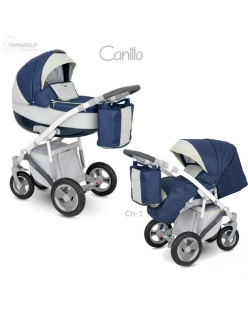 Camarelo Wózek Camilo 2w1 Cn1