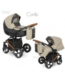Camarelo Wózek Canilo 2w1