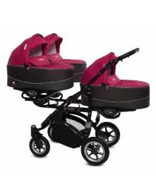 BabyActive Wózek dla Trojaczków Trippy Premium 2w1