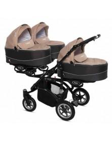 BabyActive Wózek dla Trojaczków Trippy Premium 3w1