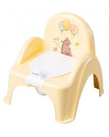 Tega Baby Nocnik Krzesełko Leśna Opowieść Żółty