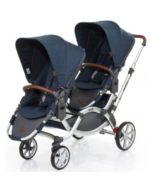 ABC Design Wózek Bliźniaczy Zoom Air