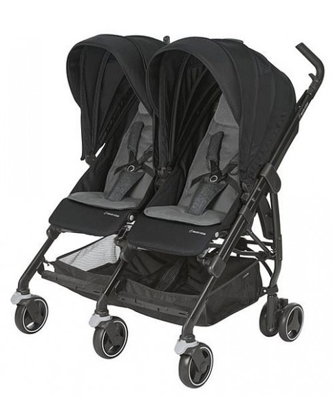 Maxi-Cosi wózek spacerowy Dana FOR2 Nomad Black