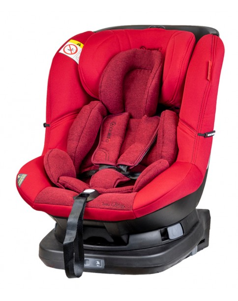 Coletto fotelik Samochodowy Millo 0 - 18 kg Red