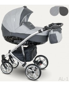 Camarelo Wózek Wielofunkcyjny Alicante 2w1