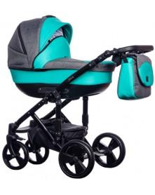 Paradise Baby Wózek głęboki Melody New 3w1 MEL-6
