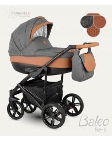 Camarelo Wózek Baleo 2w1 ba1